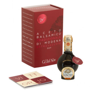 Traditional Balsamic Vinegar of Modena P.D.O. - VITTORIO