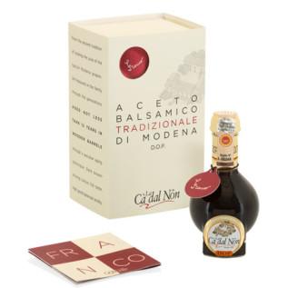 Traditional Balsamic Vinegar of Modena P.D.O. - FRANCO